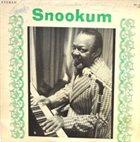 RUSSELL SNOOKUM Snookum album cover