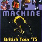 SOFT MACHINE British Tour '75 album cover