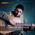 SOMESH MATHUR Love Me Blue album cover