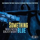 SOMETHING BLUE Maximum Enjoyment album cover