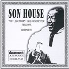 SON HOUSE At Home: The Legendary 1969 Rochester Sessions album cover
