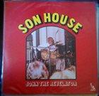 SON HOUSE John The Revelator album cover