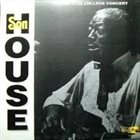 SON HOUSE The Oberlin College Concert album cover