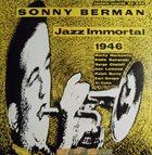 SONNY BERMAN Jazz Immortal 1946 album cover