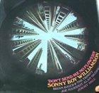 SONNY BOY WILLIAMSON II Don't Send Me No Flowers album cover