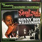 SONNY BOY WILLIAMSON II Sonny Boy Williamson & The Yardbirds album cover