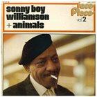 SONNY BOY WILLIAMSON II Sonny Boy Williamson + Animals (Faces & Places Vol. 2) album cover