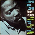 SONNY CLARK Leapin' and Lopin' album cover