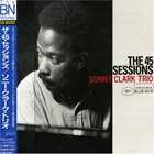 SONNY CLARK The 45 Sessions album cover