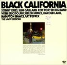 SONNY CRISS Black California album cover