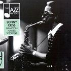 SONNY CRISS Hampton Hawes Sessions album cover