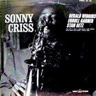 SONNY CRISS Sonny Criss w/ Gerald Wiggins Erroll Garner Stan Getz album cover