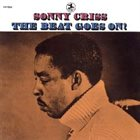 SONNY CRISS The Beat Goes On! album cover