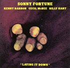 SONNY FORTUNE Laying It Down album cover
