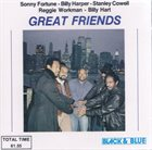 SONNY FORTUNE Sonny Fortune - Billy Harper - Stanley Cowell - Reggie Workman - Billy Hart ‎: Great Friends album cover