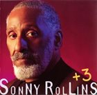 SONNY ROLLINS + 3 album cover