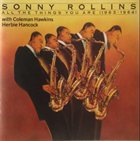 SONNY ROLLINS All The Things You Are (1963-1964) album cover