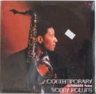 SONNY ROLLINS Contemporary Alternate Takes album cover