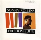 SONNY ROLLINS Freedom Suite album cover