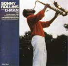 SONNY ROLLINS G-Man album cover