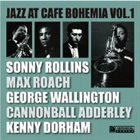 SONNY ROLLINS Jazz At Cafe Bohemia Vol. 1 album cover