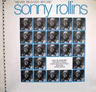 SONNY ROLLINS Live In Europe album cover