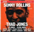 SONNY ROLLINS Sonny Rollins & Thad Jones : Quintet & Sextet album cover
