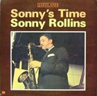 SONNY ROLLINS Sonny's Time album cover