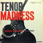 SONNY ROLLINS Tenor Madness album cover
