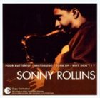 SONNY ROLLINS The Essential Sonny Rollins album cover