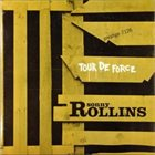 SONNY ROLLINS Tour De Force album cover