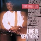 SONNY SHARROCK Live in New York album cover