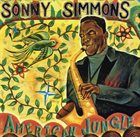 SONNY SIMMONS American Jungle album cover