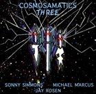 SONNY SIMMONS Cosmosamatics Three album cover