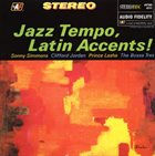 SONNY SIMMONS Jazz Tempo, Latin Accents! album cover