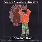 SONNY SIMMONS Judgement Day album cover