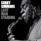 SONNY SIMMONS Last Man Standing album cover