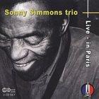 SONNY SIMMONS Live - In Paris album cover
