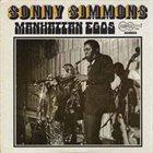 SONNY SIMMONS Manhattan Egos album cover