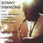SONNY SIMMONS Mixolydis album cover