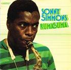 SONNY SIMMONS Rumasuma album cover