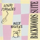 SONNY SIMMONS Sonny Simmons & Billy Higgins : Backwoods Suite album cover