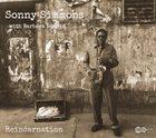 SONNY SIMMONS Sonny Simmons With Barbara Donald : Reincarnation album cover