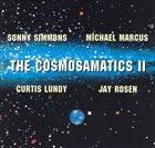 SONNY SIMMONS The Cosmosamatics II album cover