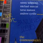 SONNY SIMMONS The Cosmosamatics :Live at Banlieues Bleues album cover