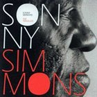 SONNY SIMMONS The Traveller album cover