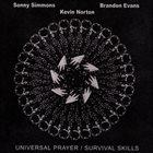 SONNY SIMMONS Universal Prayer/ Survival Skills album cover