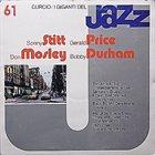 SONNY STITT I Giganti Del Jazz Vol. 61 (aka Back Home in My Own Home Town) album cover