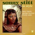 SONNY STITT In Style album cover