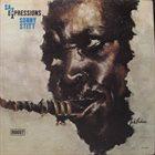 SONNY STITT Sax Expressions album cover
